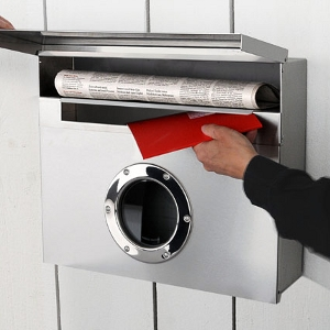 Designer - Briefkasten