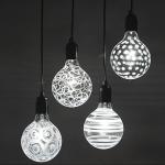 Dekorative Lampen - Orrefors Glühbirne Deko-Birne