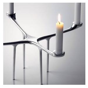 Kerzen Kandelaber - Kreuzständer