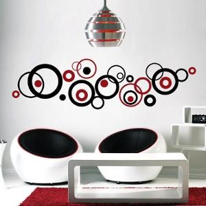 w nde mit ornamente aufpeppen wandtattoos wandsticker oder wandaufkleber einrichtung und m bel. Black Bedroom Furniture Sets. Home Design Ideas